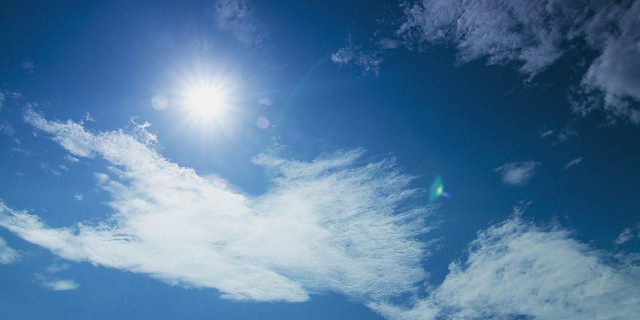 18 maj – W KOŃCU ciepło