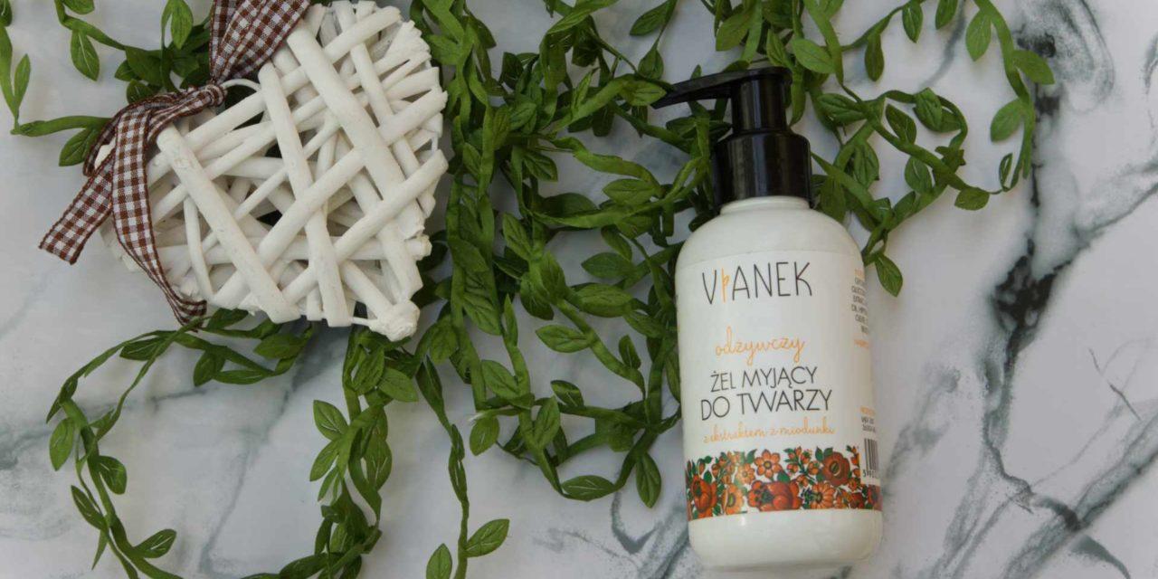 Żel do mycia twarzy z Vianka