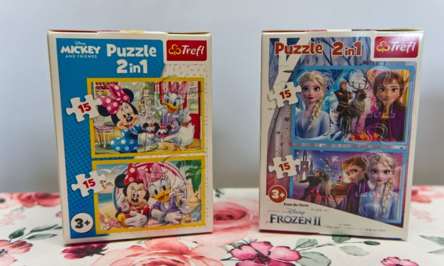 Kolejne puzzle z Pepco!